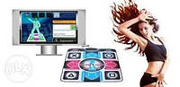 Танцевальный коврик X-TREME Dance PAD Platinum, танцевальный коврик