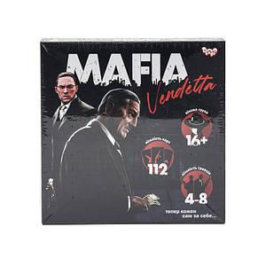 """Развлекательная игра """"MAFIA Vendetta"""" укр (10), (Оригинал)"""