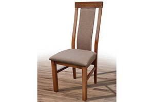 """Дерев'яний стілець """"Буковель"""" (горіх) від Мікс Меблі"""