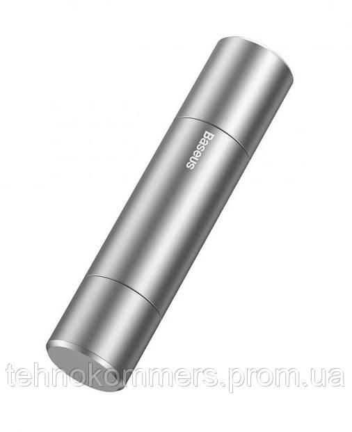 Автоаксесуар Baseus молоток Sharp Tool Safety Hamme Silver, фото 2