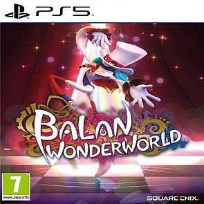 Balan Wonderworld (російська версія) PS5