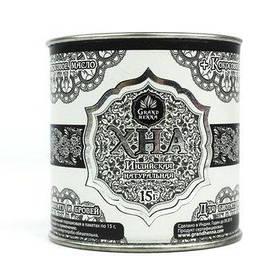 Хна Черная для биотату и бровей 15г. VIVA/GRAND Henna + кокосовое масло