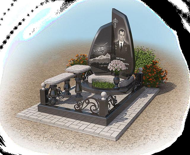 Памятник на могилу когда ставить Цоколь резной из габбро-диабаза Нелидово