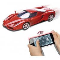 Автомобиль на радиоуправлении Silverlit Ferrari Enzo Bluetooth 1:16