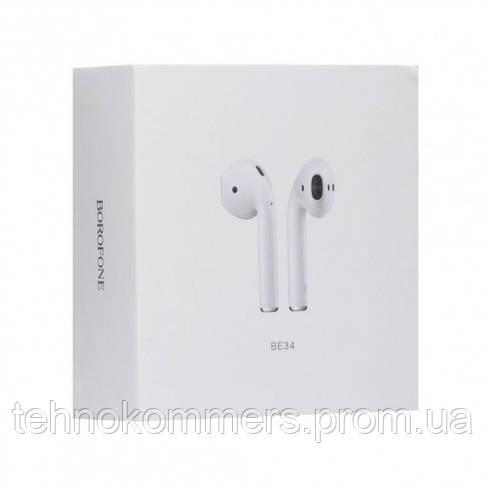 Навушники Borofone BE28 Plus Original Bluetooth White, фото 3