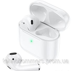 Навушники Borofone BE46 Enjoy TWS wireless Bluetooth headset White
