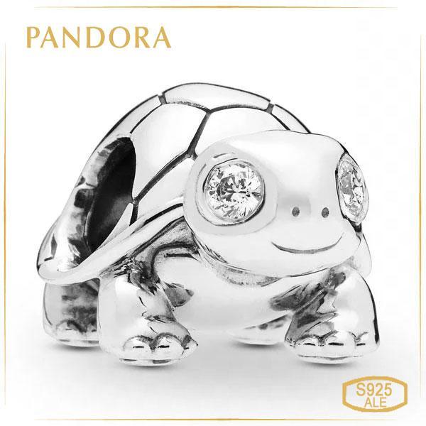 Пандора Шарм Яркоглазая черепаха Pandora 797878CZ