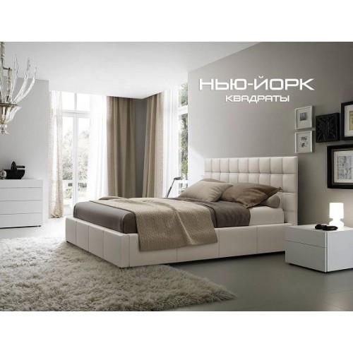 Кровать Нью-Йорк -ЛЮКС 160\200