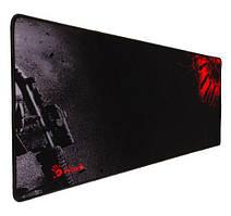 Велика ігрова поверхня, розмір: 800*300 BLOODY, для миші, геймерський килимок Counter-Strike