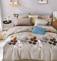 Хлопковое постельное белье Koloko двухспальное, производитель Турция