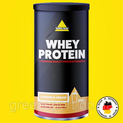 Сывороточный протеин Inkospor Whey Protein 600г Печенье с кремом. Наращивание и дефиниция мышц