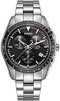 Часы наручные мужские RADO HYPERCHROME CHRONOGRAPH 01.312.0259.3.015/R32259153 с тахиметрической шкалой