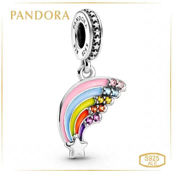 Пандора Шарм-подвеска Радуга Pandora 799351C01