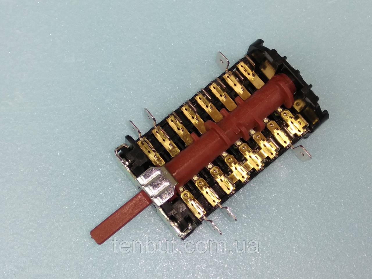 Переключатель 800810к для электроплит Ардо Беко Ханса 10-ти позиционный производство Испания Barcelona