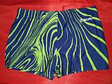 Плавки  шорты в полоску, фото 3