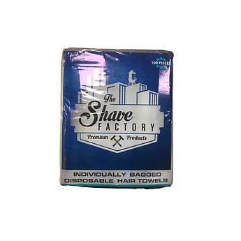 Одноразовые полотенца The Shave Factory