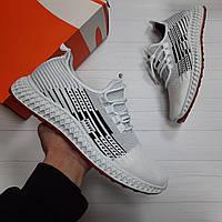 Кроссовки мужские adidas yeezy sply white летние реплика Nike Кеды