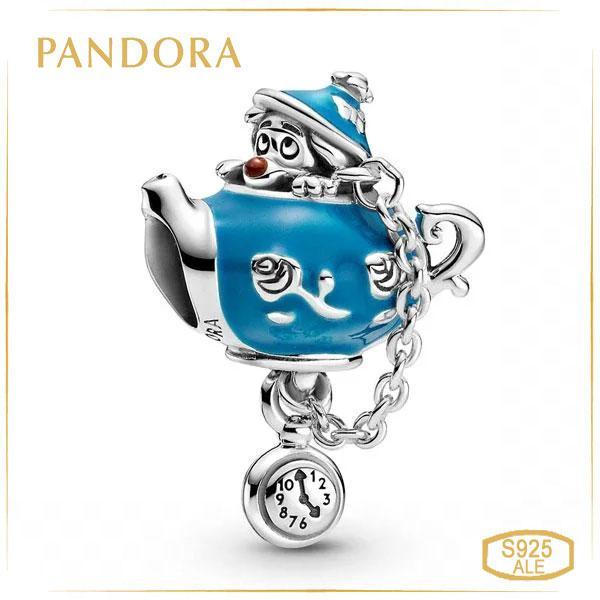Пандора Шарм Disney Алиса в стране чудес. Безумное чаепитие Pandora 799345C01