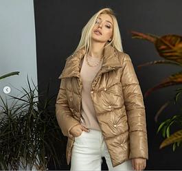 Брендовая модная весенняя женская куртка