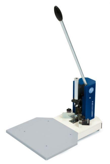 Закруглитель углов CCR 40, мощный ручной закруглитель, 40 мм., радиусы скругления 4, 6, 9, 12, 18 мм.