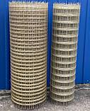 Композитная сетка Bauenz d:3мм, ячейка 50х50 (рулон 50м), фото 5