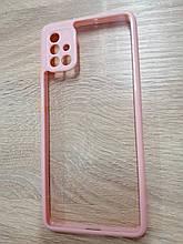 Чехол для Samsung A51 / M40s Rose