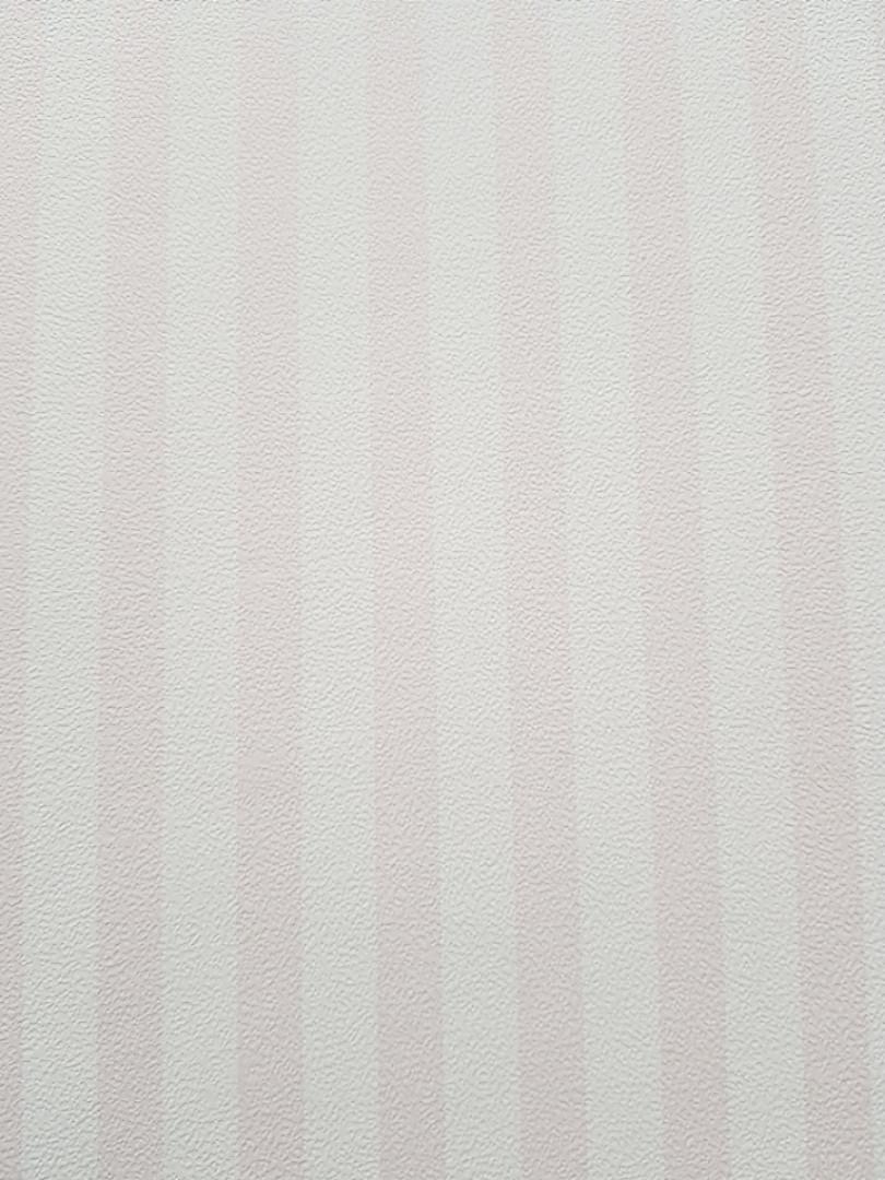 Обои флизелиновые детские эко Lutece Tartine et Chocolat полосы розовые белые с перламутром