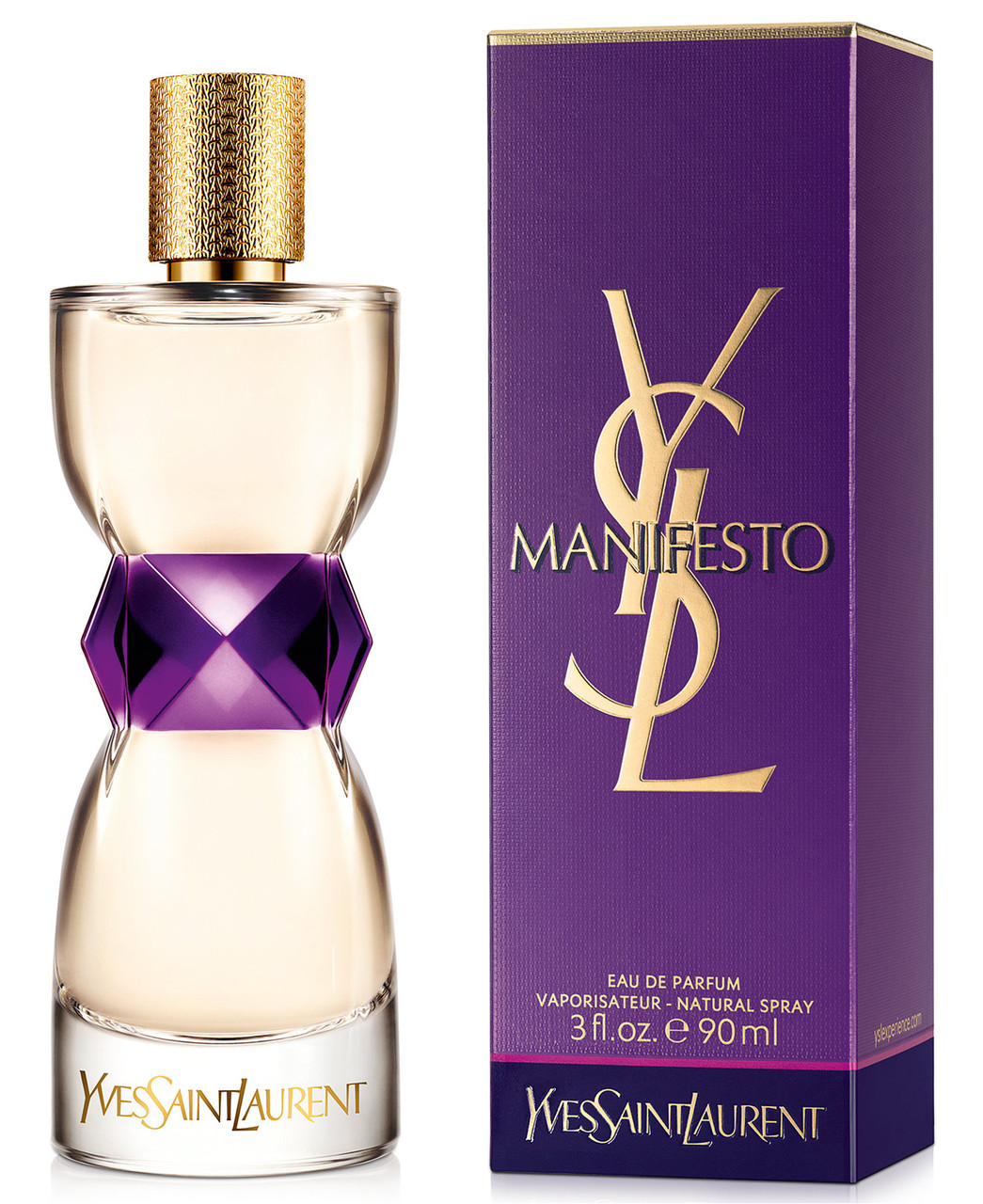 Женская парфюмированная вода Manifesto Yves Saint Laurent (Манифесто) 90 мл
