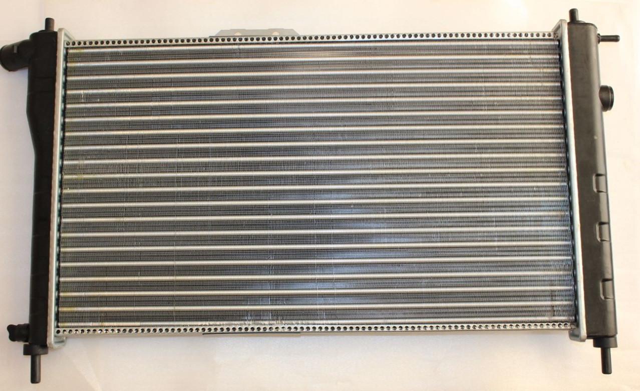 Радиатор охлаждения без отверстия Nexia 1.5 ALL GROG Корея
