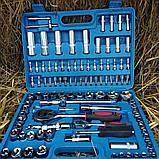 Набір ключів для авто 108 од., фото 4