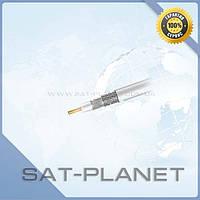 TV кабель 75 Ом TESLA 660 white (305 м)