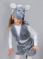 Карнавальный костюм мышки для девочки и мышонка для мальчика
