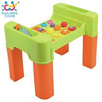 Детский игровой столик 6 в 1, фото 3