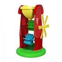 """Детская игрушка для песка """"Мельница 1"""" 2735 ТМ Технок"""