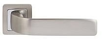 Дверні ручки RDA Sens матовый никель/хром