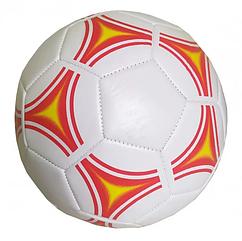 Мяч футбольный BT-FB-0220 EVA Красный
