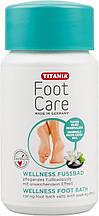 Средство для приготовления оздоровительных ванн для ступней ног с солью Мертвого моря Titania art.5323