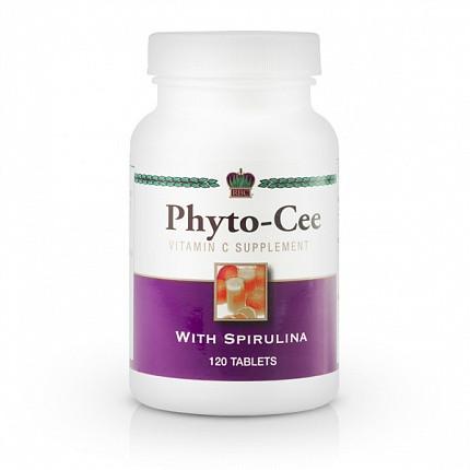 Фито-Си - натуральный комплекс витаминов,укрепляет иммунную систему (120табл.,Коралловый Клуб)