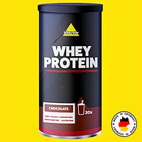 Сироватковий протеїн Inkospor Whey Protein 600г Шоколад. Нарощування і дефініція м'язів, фото 1
