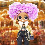 Лялька LOL OMG 24K D. J. - ЛОЛ ОМГ 24К Леді Діджей 574217 L. O. L. Surprise! O. M. G., фото 9