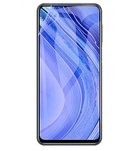 Гидрогелевая пленка для ASUS ROG Phone 3 Anti-Blue противоударная на экран   Полиуретановая пленка (стекло)