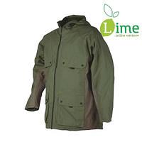 Куртка дождевая Shannon хаки/коричневый
