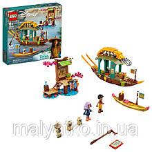 Лего Lego Disney Princesses Човен Буна 43185