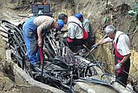Определение мест повреждения скрытой проводки Киев.