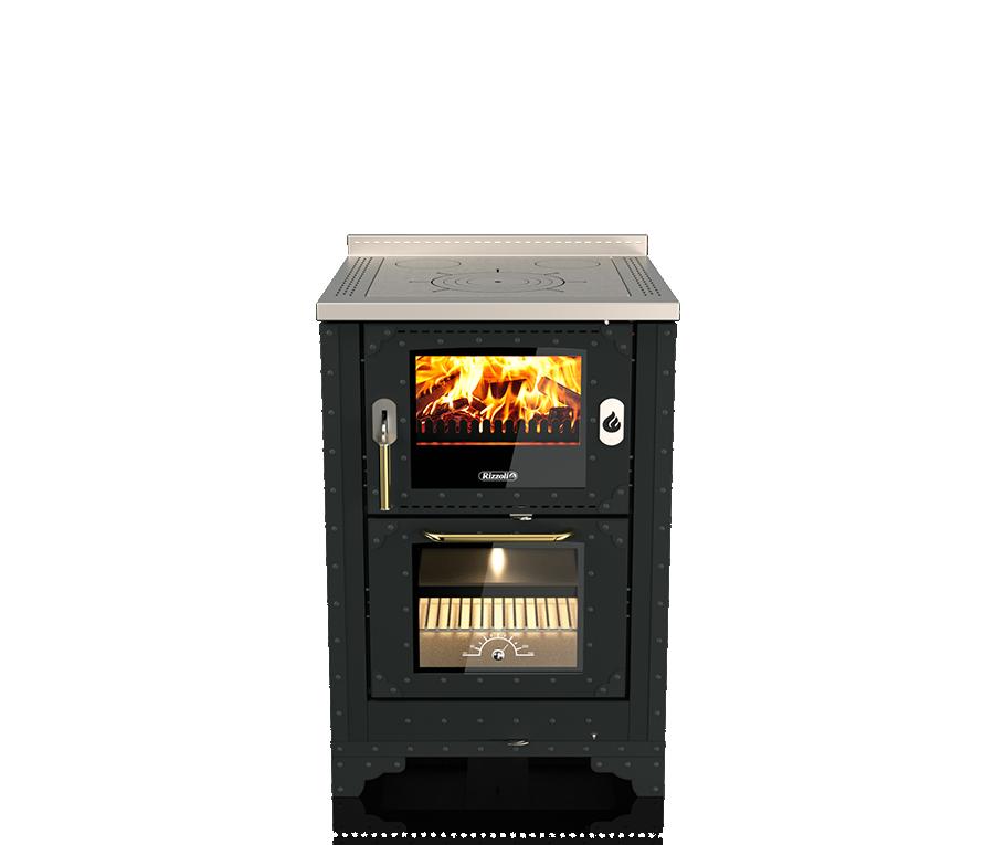 Современная печь с плитой Rizzoli ML 60 DIVA