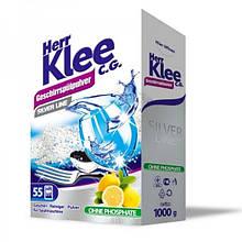 Порошок для посудомоечных машин Herr Klee 1кг ((55 циклов стирки)