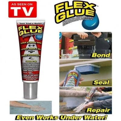 Універсальний водонепроникний клей сильної фіксації Flex Glue Будівельний клей уневирсальный