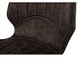 Стілець M-22 коричневий антик, фото 2