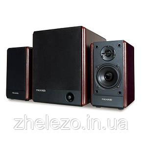 Акустична система Microlab FC-330 Black Wooden, фото 2