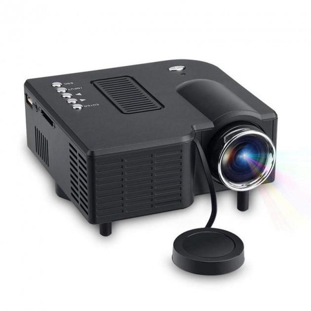 Портативний Проектор Led Projector UC28 Original відеопроектор для дому міні проектор для дітей